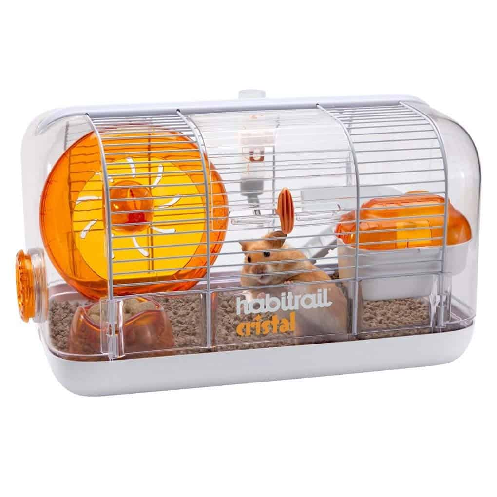 Cage pour rongeur hamster