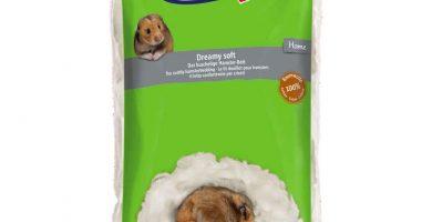 litiere pour hamster lit rongeur encoton