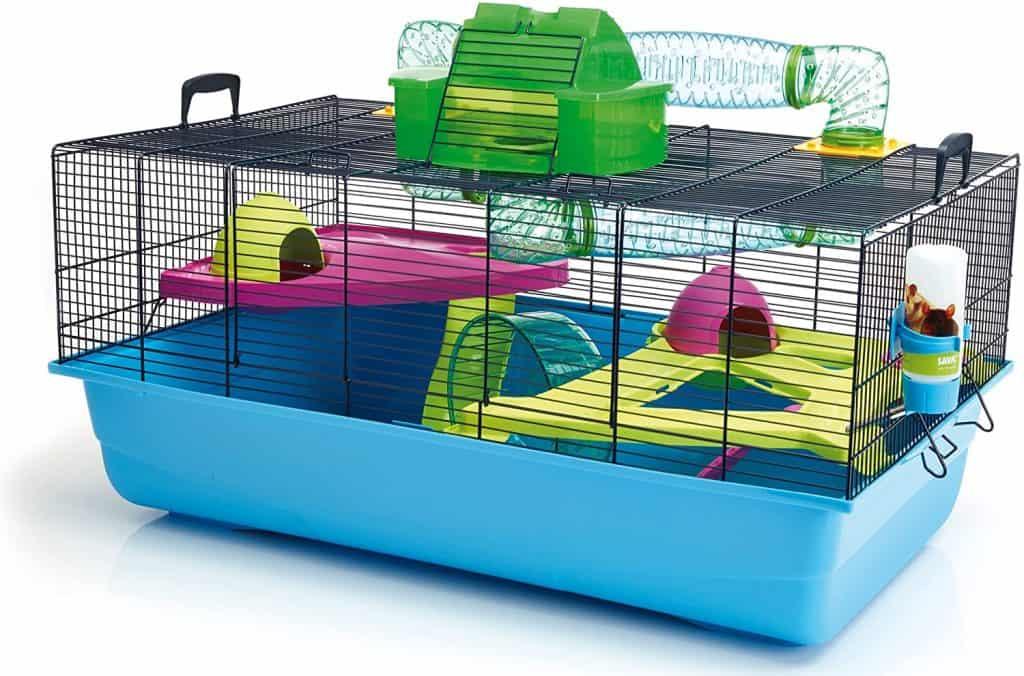 cage pour hamster grande savic heaven metro